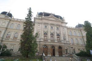 TU Graz in 2014