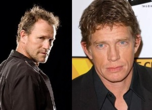 Played by Michael Rooker or Thomas Haden Church