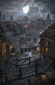 Fadrex City at night