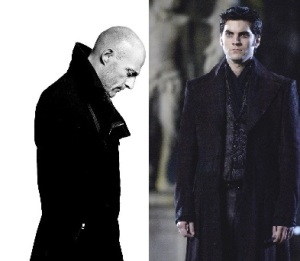 Played by Mark Strong or Wes Bentley (left to right)