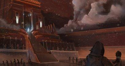 The Lord Ruler appearing at Kredik Shaw
