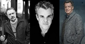 Played by Brian Cox, Danny Huston or John Noble (left to right)
