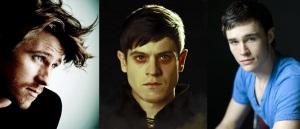 Played by Garrett Hedlund, Iwan Rheon or Sam Underwood (left to right)