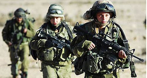 Haredi (Orthodox) women in the IDF