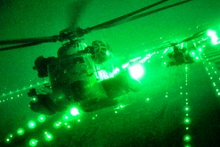 MH-53s fly final combat missions